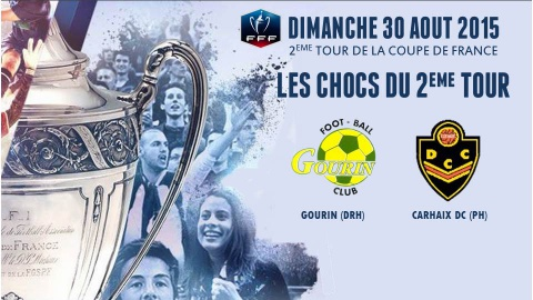 Le tirage du second tour de la coupe de france autres football - Tirage 32 coupe de france ...