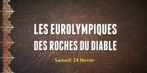 DIAPORAMA : Les Eurolympiques des Roches du diable