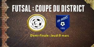 DIAPORAMA : Le Quimper Futsal gagne sa place en finale face à l' EA Scaër