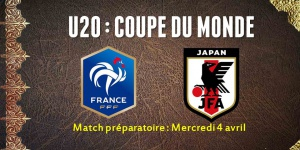 DIAPORAMA : U20 - FRANCE - JAPON