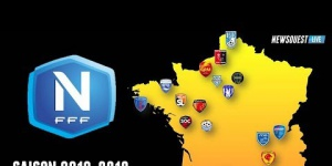 NATIONAL : Composition du groupe de la saison 2018/2019