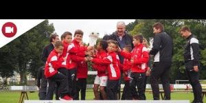 Les Ti Zefs du Stade Brestois remportent la Sardin'Z Cup
