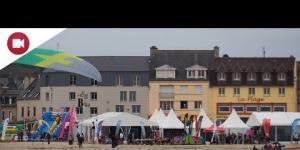 L'Xtrem Gliss Festival à Crozon-Morgat