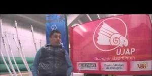 L'Ujap Quimper Badminton veut soigner sa dernière à domicile