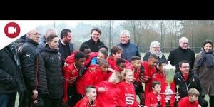 Mathis Lambour offre la victoire au Stade Rennais