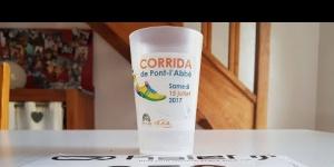 1 ère Corrida pédestre à Pont l'abbé du CA Bigouden juillet 2017