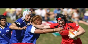 [HIGHLIGHTS] Canada 42-7 Samoa at Women's Rugby World Cup