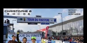 Tour du Finistère 2018 - 14 Avril 2018 à Quimper