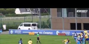 Pont l'Abbé - Le Havre: la vidéo du match amical