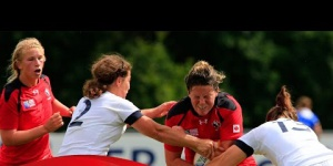 [HIGHLIGHTS] England 13-13 Canada at Women's Rugby World Cup