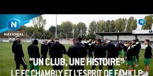Le FC Chambly et l'esprit de famille