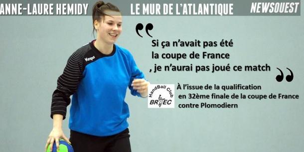 Anne laure hemidy le mur de l 39 atlantique chateaulin - Coupe de france atlantique ...