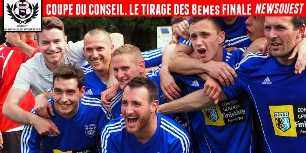 Le tirage des 8 me finale de la coupe du conseil - Tirage des 8eme de finale de la coupe de france ...