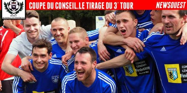 Le tirage du 3 me tour de la coupe du conseil d partemental autres football - Tirage coupe de france 3eme tour ...