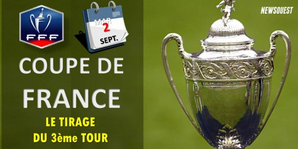 Le tirage au sort du 3 me tour de la coupe de france - Tirage au sort 8eme tour coupe de france ...
