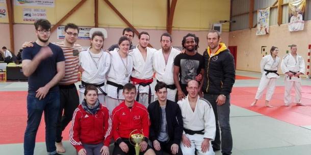 club judo quimper