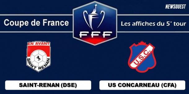 Coupe de france le tirage du 5 me tour autres - Tirage 8eme tour coupe de france 2014 ...