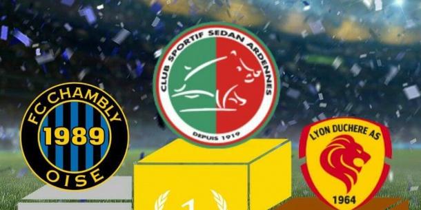 Connu Découvrez le plus beau logo du National - autres - football  WQ36