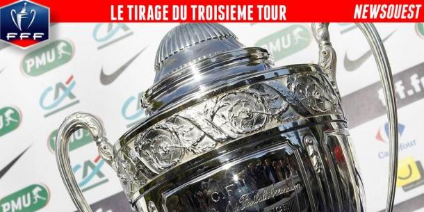 Le tirage du 3 me tour de la coupe de france autres football - Tirage coupe de france 3eme tour ...