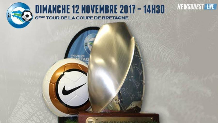 Tirage au sort du 6 tour de la coupe de bretagne autres football - Tirage coupe de bretagne football ...