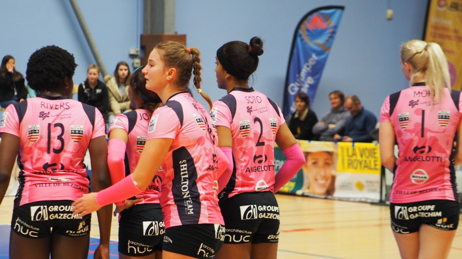 le quimper volley perd face une quipe taille sup rieure quimper volley. Black Bedroom Furniture Sets. Home Design Ideas